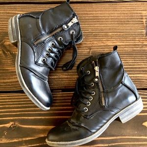 VINTAGE 90'S CATHY JEAN CLASSIC BOOTS SZ 5.5